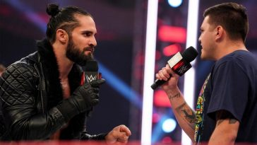 Seth Rollins and Dominik are to meet at SummerSlam 2020