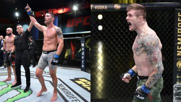 Marvin Vettori has called out Chris Weidman