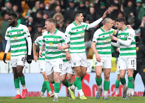 Celtic won their 9th league title in a row last season (Getty Images)
