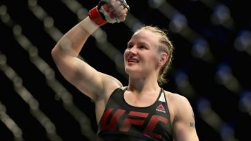 Valentina Shevchenko is the UFC Women's Flyweight champion