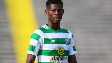 vakoun issouf bayo could leave Celtic on loan
