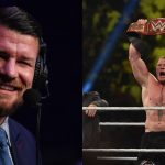 Michael Bisping believes Brock Lesnar could do a job in the UFC in his return