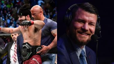 Michael Bisping wants to see Jorge Masvidal vs Nate Diaz 2