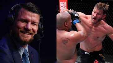 Michael Bisping back Stipe Miocic as the greatest heavyweight
