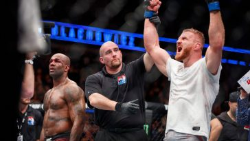 Jan Blachowicz isn't upset at missing out on Jon Jones