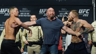 Conor McGregor seems keen on facing nick and Nate Diaz