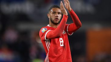 Tyler Roberts has been linked with a move to Derby County (Getty Images)