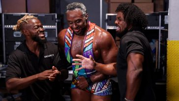 The New Day were split up on Day 1 of the 2020 WWE Draft