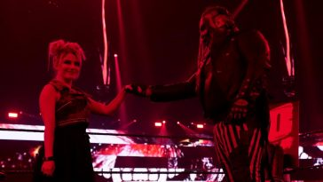Alexa Bliss and The Fiend seemed to finally be together