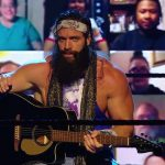 Elias made his return on WWE Raw and spoke about Fender his guitar sponsors