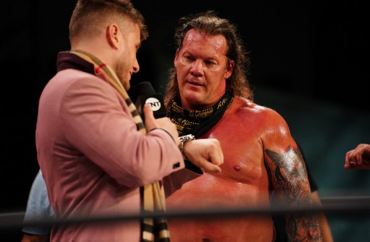 MJF and Chris Jericho are two of the top heels on AEW