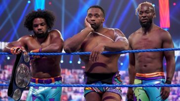 The New Day were split up on the first day of the WWE Draft 2020