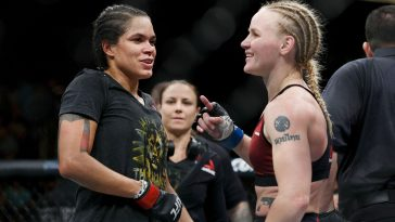 Valentina Shevchenko is open to fighting Amanda Nunes for a third time