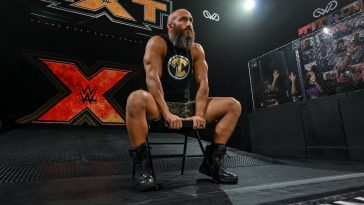 Tommaso Ciampa is a former NXT Champion