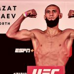 Khamzat Chimaev has a decent net worth after his short UFC career