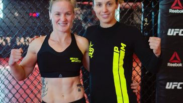 Valentina Shevchenko and Antonina Shevchenko are sisters competing in the UFC
