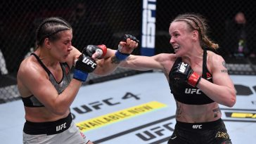 Valentina Shevchenko defeated Jennifer Maia at UFC 255