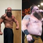 Braun Strowman posted a body transformation photo and had been battling depression