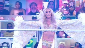 Charlotte Flair made a shock return to WWE at TLC 2020