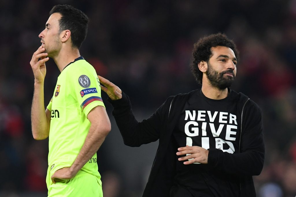 Liverpool vs Barcelona, a massive game in European football, can lose its shine and become a boring commonplace. (GETTY Images)