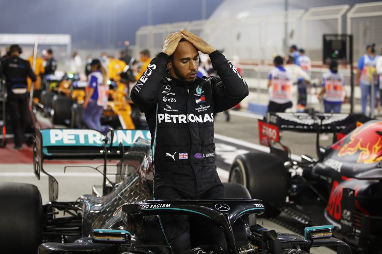 Lewis Hamilton will miss the second Bahrain Grand Prix due to a positive Covid-19 test result