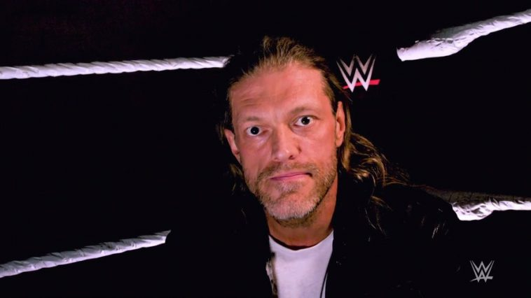 Edge will make his return at the Royal Rumble 2021