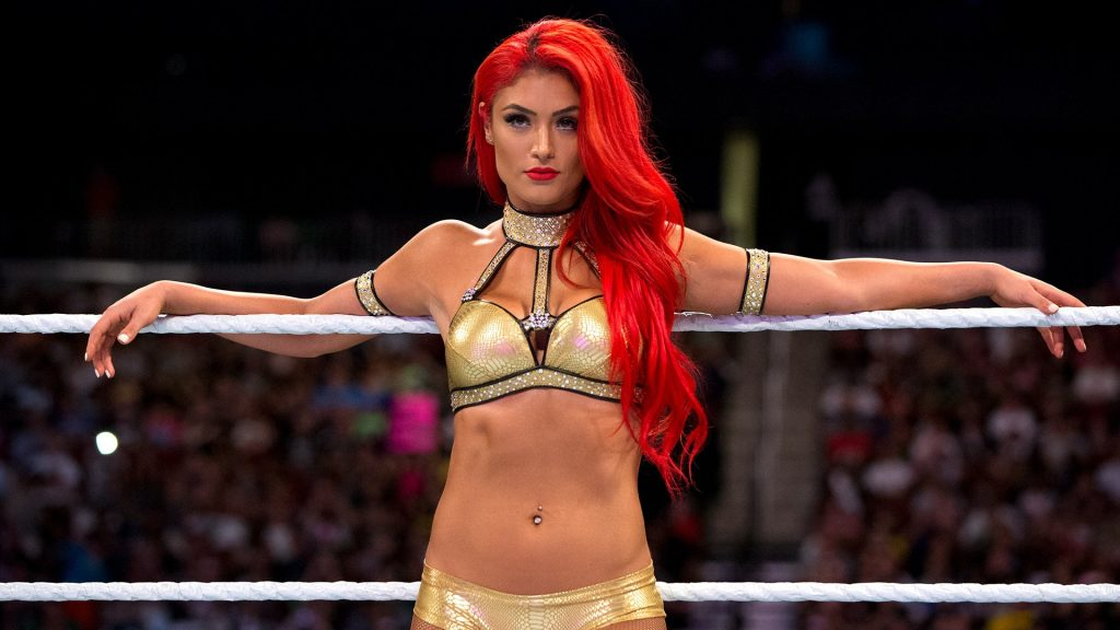 Eva Marie net worth, salary and husband in 2021.