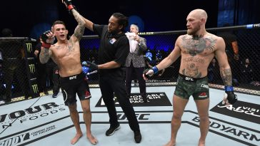 Dustin Poirier got a huge win over Conor McGregor at UFC 257