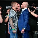 Dustin Poirier and Conor McGregor meet for the second time in the UFC at 257