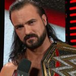 Drew McIntyre was attacked by Sheamus on Raw