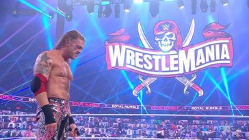 Edge is a two-time Royal Rumble winner