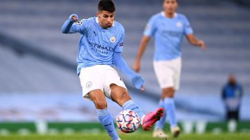 Joao Cancelo of Manchester City is linked with a transfer to Barcelona with Ousmane Dembele moving the other way.