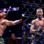 Justin Gaethje is not a fan of Conor McGregor