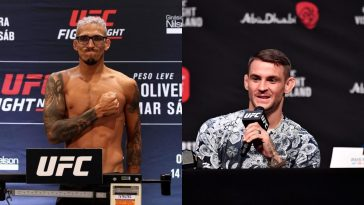 Dustin Poirier vs Charles Oliveira could be a huge fight for the UFC