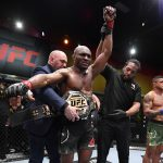 Kamaru Usman defeated Gilbert Burns at UFC 258