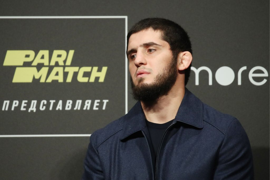 Islam Makhachev defeated Drew Dober at UFC 259