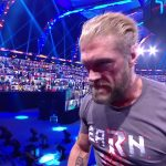 Edge was unhappy with Roman Reigns and Daniel Bryan at Fastlane