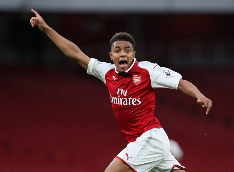 Donyell Malen was let go by Arsenal in 2017. (GETTY Images)
