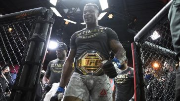 Francis Ngannou is the new UFC Heavyweight Champion