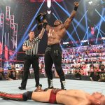 Bobby Lashley is the new WWE Champion