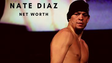 Nate Diaz is one of the biggest names in the UFC and has amassed a huge net worth