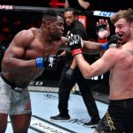 Francis Ngannou got a huge Ko win over Stipe Miocic at UFC 260