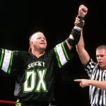 Road Dogg suffered a heart attack and is now hospitalised