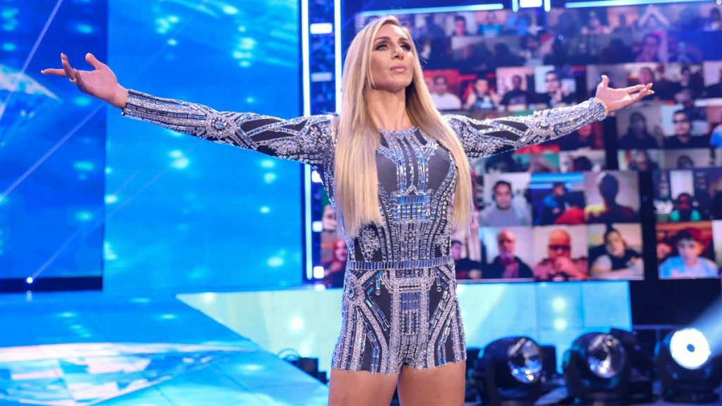 Charlotte Flair is one of the biggest names in WWE (WWE)