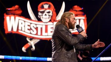 Edge is now set to feature at WrestleMania 37