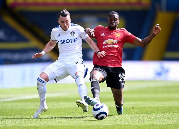 Leeds Untied drew to Manchester United.