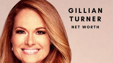 Gillian Turner has a huge net worth thanks to her media career
