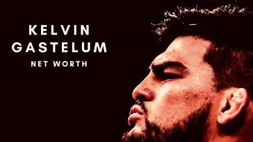 Kelvin Gastelum is one of the top fighters in the UFC