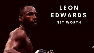 Leon Edwards has a decent net worth thanks to his UFC career