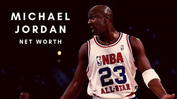 Michael Jordan is one of the greatest basketball players ever and has a huge net worth